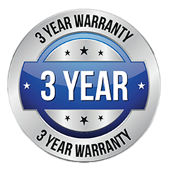 3 Year Painting Warranty